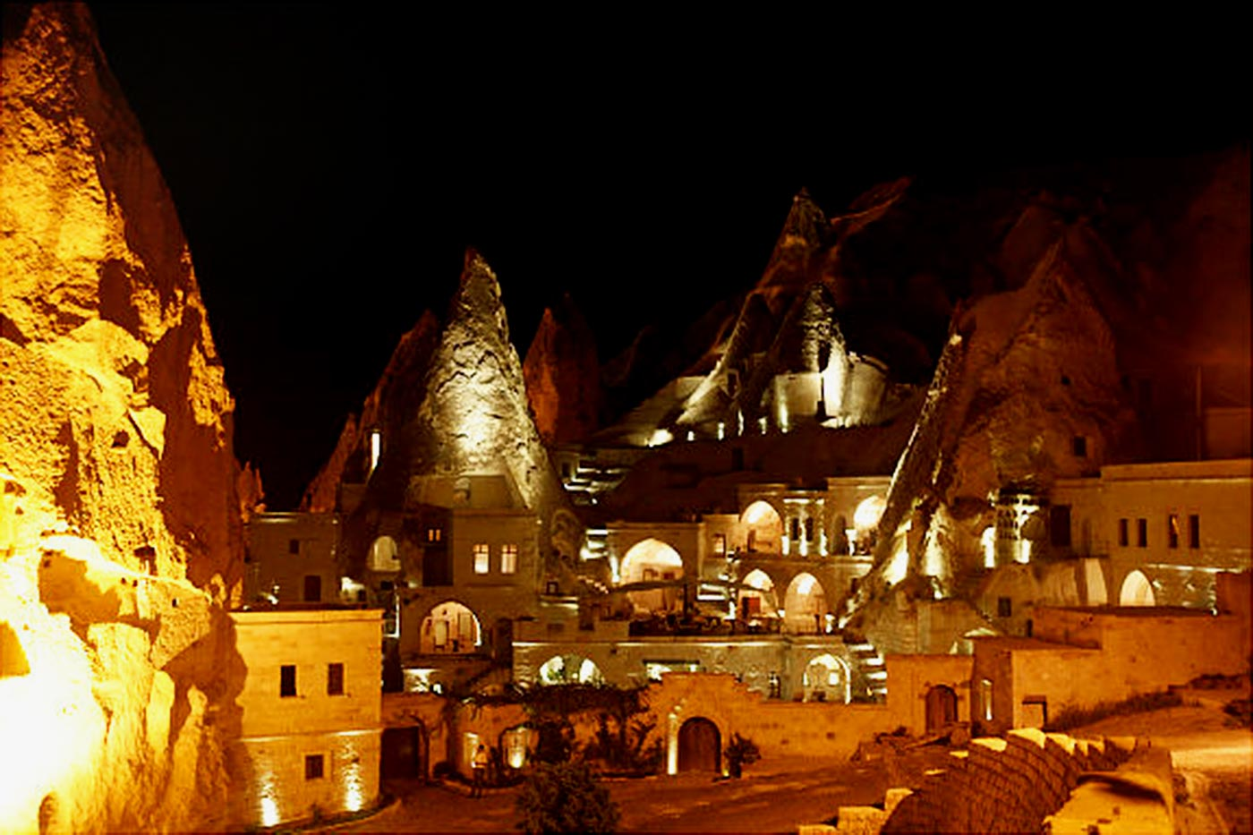 Osmanbey Cave House, Nevşehir